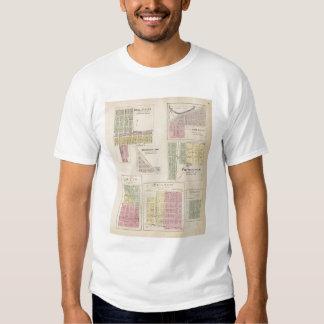 Wellsville, Emmerson, Reedsburg, Princeton, Kansas Tshirts