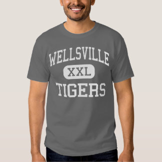 Wellsville - Tigers - High - Wellsville Ohio Shirt