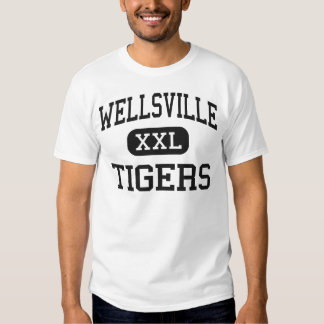 Wellsville - Tigers - High - Wellsville Ohio T-shirts