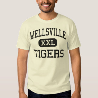 Wellsville - Tigers - High - Wellsville Ohio T Shirts