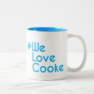 #WeLoveCooke Logo Mug