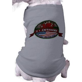 Welsh American Dog T-Shirt