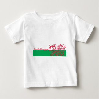 Welsh Blogger Baby T-Shirt