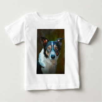 Welsh Border Collie Baby T-Shirt