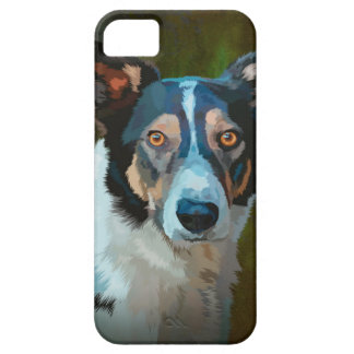 Welsh Border Collie Barely There iPhone 5 Case