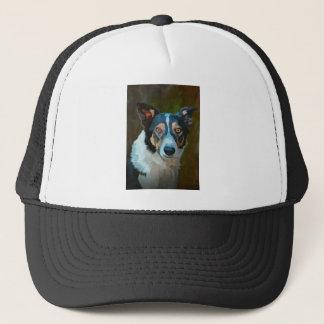 Welsh Border Collie Trucker Hat