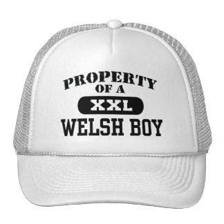 Welsh Boy Cap