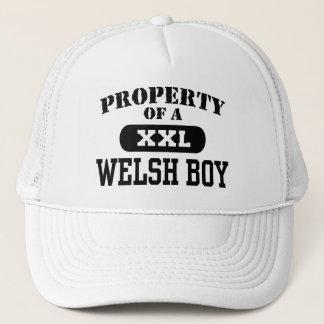 Welsh Boy Trucker Hat