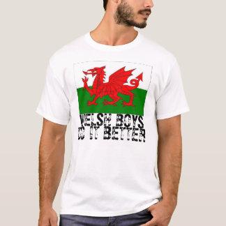 WELSH BOYS DO IT BETTER T-Shirt