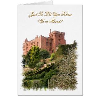 WELSH CASTLES CARD