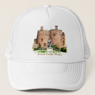 WELSH CASTLES TRUCKER HAT