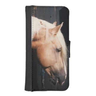 Welsh cob stallion phone wallet case