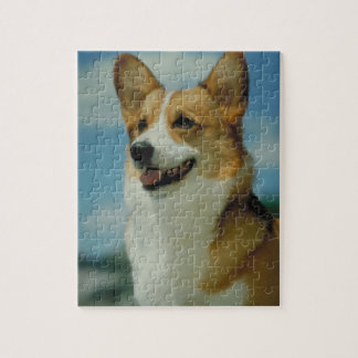 Welsh Corgi Dog Puzzle