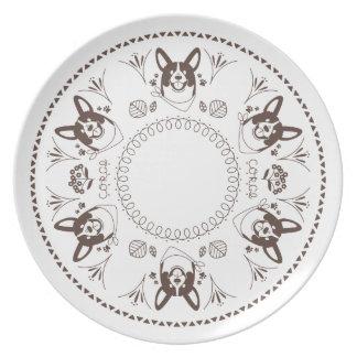 welsh corgi leaf tsu pa handle plate