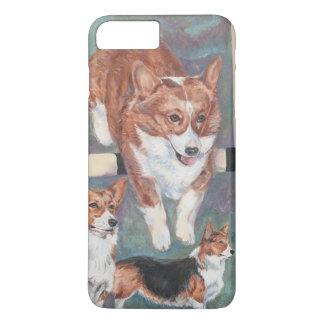 Welsh Corgie iPhone 7 Plus Case