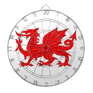 Welsh Dragon Dartboard
