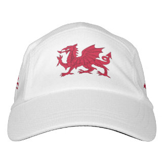 Welsh dragon hat
