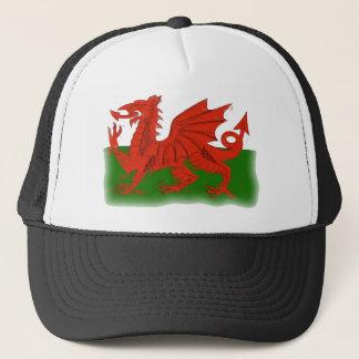 Welsh Dragon Hat