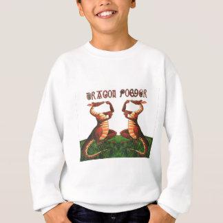 Welsh Dragon Power Sweatshirt