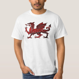 Welsh Dragon Shirt