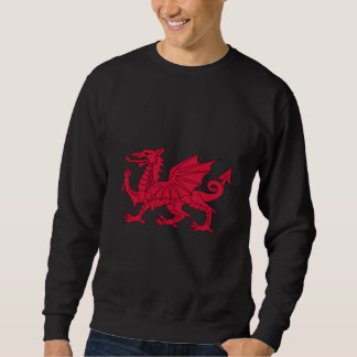 Welsh dragon Sweatshirt