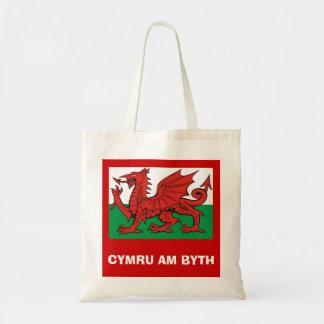 """Welsh flag, """"Cymru am byth"""",   The red dragon"""