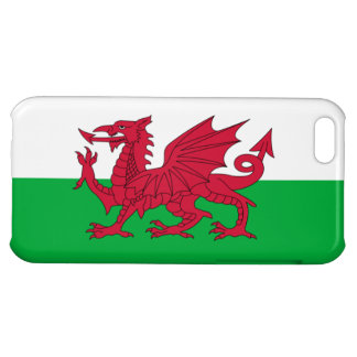 Welsh Flag iPhone 5 Cover