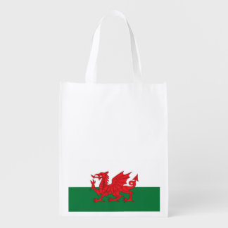 Welsh Flag Shopping Bag