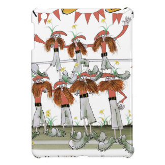 welsh football defenders iPad mini covers