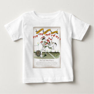 welsh football left winger baby T-Shirt
