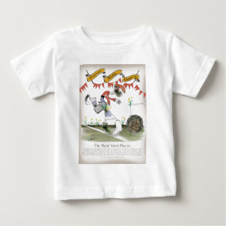welsh football right winger baby T-Shirt