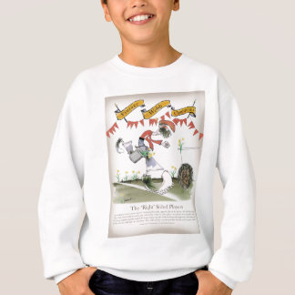 welsh football right winger sweatshirt