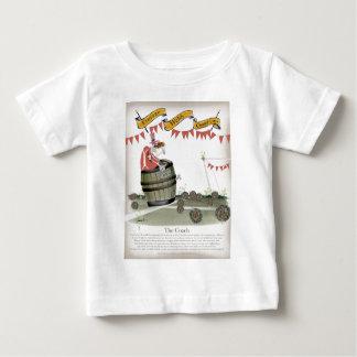 welsh footballing coach baby T-Shirt