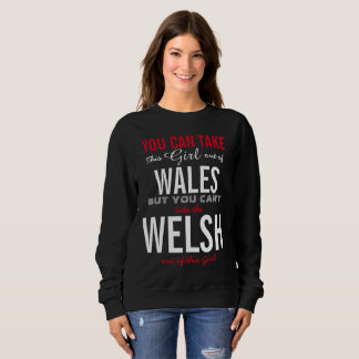 Welsh Girl Sweatshirt
