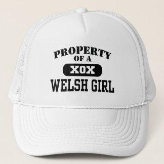 Welsh Girl Trucker Hat