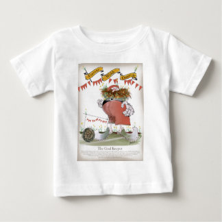 welsh goalkeeper baby T-Shirt