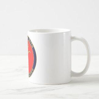 Welsh Guards Basic White Mug