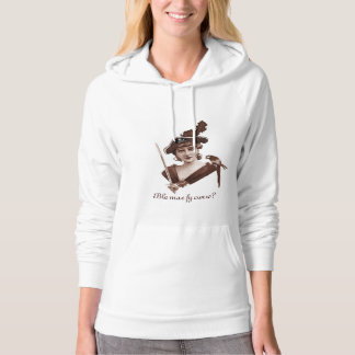 Welsh Lady Pirate Hoodie