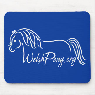 Welsh Pony & Cob Society of America Mouse Mat