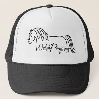 Welsh Pony & Cob Society of America Trucker Hat