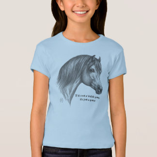 Welsh Pony Cob Society T-Shirt