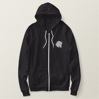 Welsh Pony Embroidered Hoodie