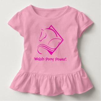 Welsh Pony Power Toddler T-Shirt
