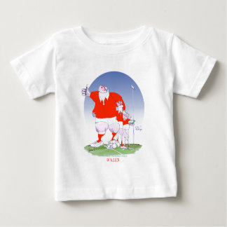 welsh rugby chums, tony fernandes baby T-Shirt