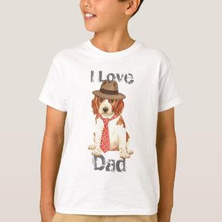 Welsh Springer Dad T-Shirt