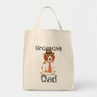 Welsh Springer Dad Tote Bag