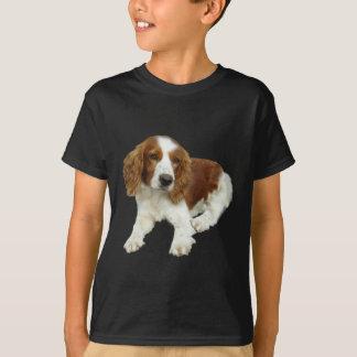 Welsh Springer Spaniel Puppy Apparel T-Shirt