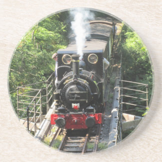 Welsh Steam Train. Coaster