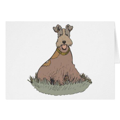 Welsh Terrier Cards