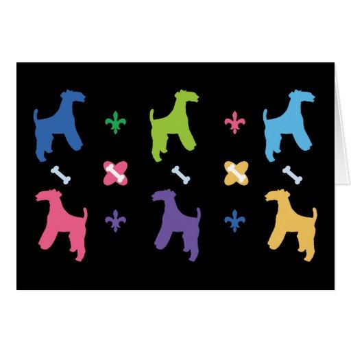 Welsh Terrier Card